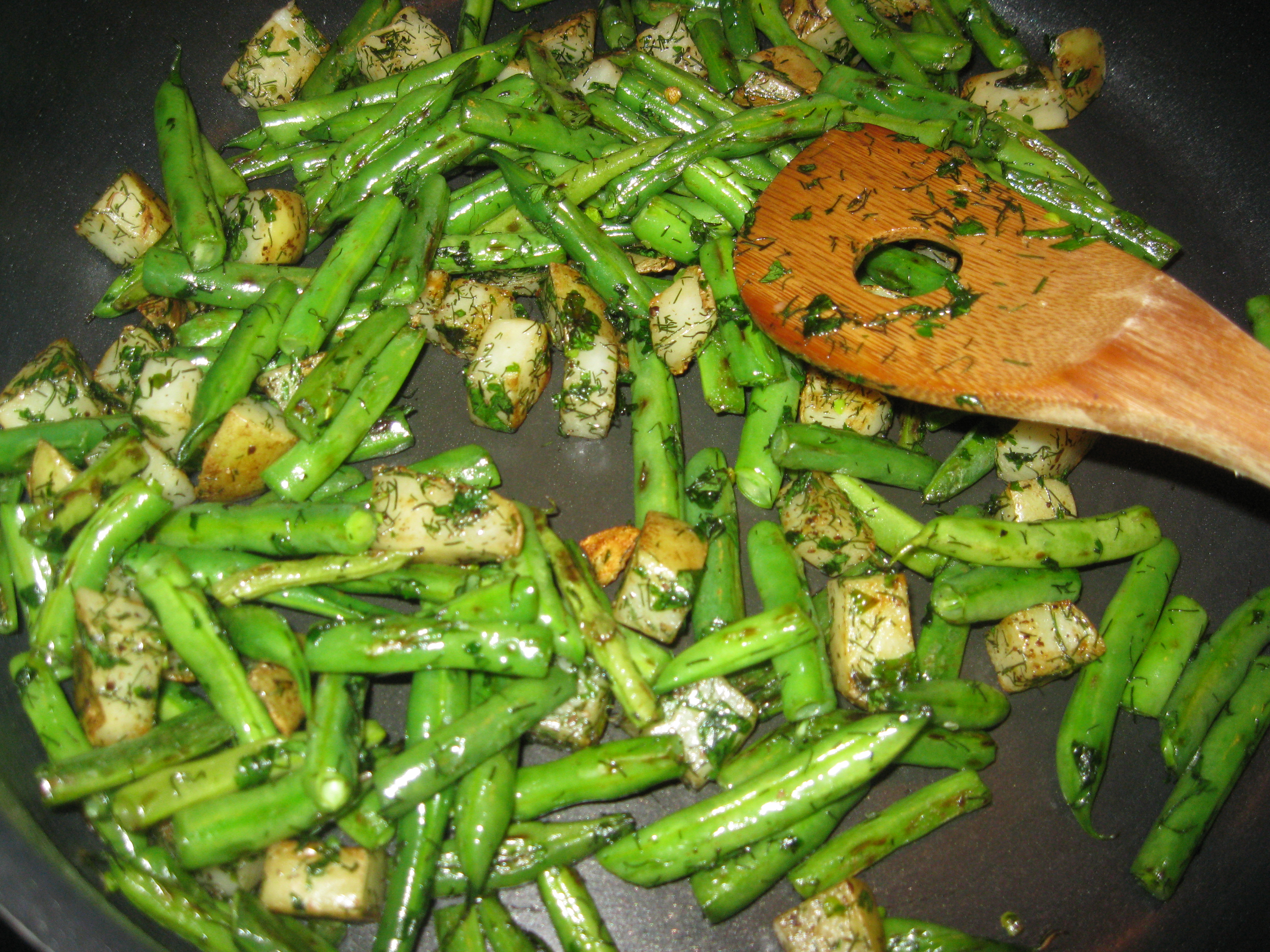 green beans one of your lb of fresh green beans fresh green beans i ...